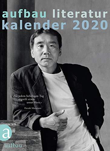 Aufbau Literatur Kalender 2020: 53. Jahrgang