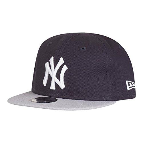New Era JR My First 9Fifty Infant Snapback NY Yankees Dunkelblau Grau, Size:Infant