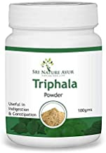SRI NATURE AYUR Triphala Powder 100g