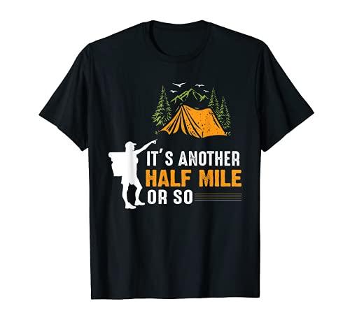 Es otra media milla de tan Camiseta