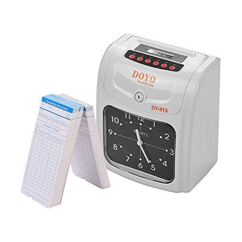 Aibecy DOYO Reloj de Tiempo electrónico Pantalla LED Doble