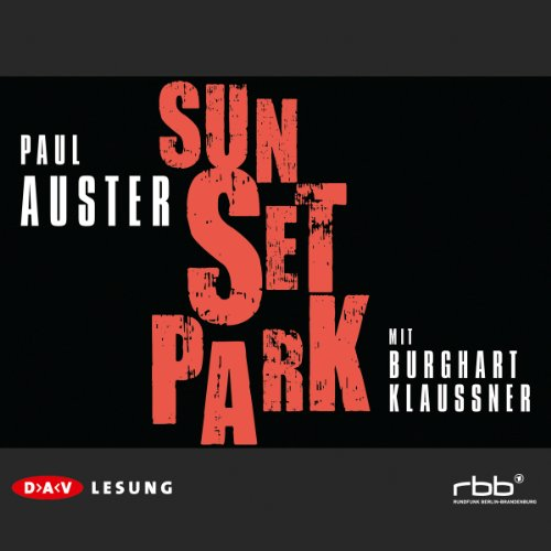 Couverture de Sunset Park