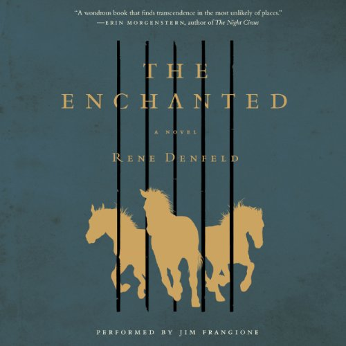 The Enchanted audiobook cover art