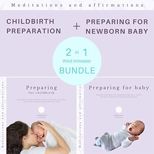 『Childbirth preparation / Preparing for newborn baby』のカバーアート