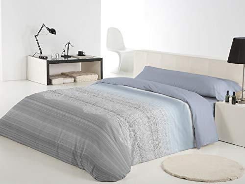 Reig Marti Funda NÓRDICA Estampada 3/Piezas Modelo: Aram, Color: 03, Medida: Cama DE 150x190/200cm.
