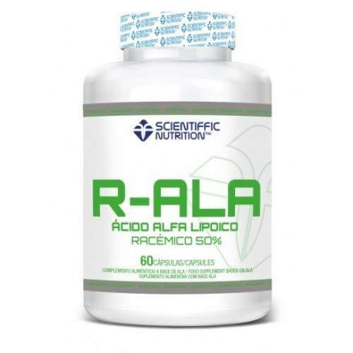 R-ALA 50% Racemic 60 Cápsulas