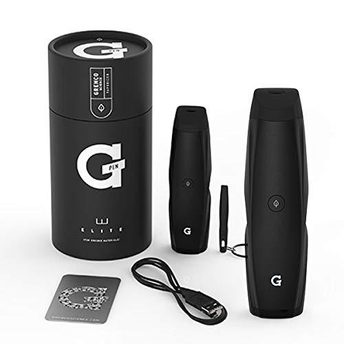 Grenco G Pen Elite Vaporizer - Tragbarer Verdampfer für getrocknete Kräuter