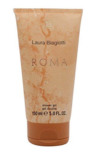 Laura Biagiotti Roma, femme/woman, Duschgel, 150 ml
