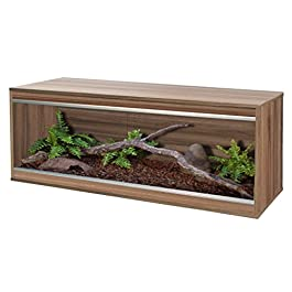 Vivexotic Repti-Home Vivarium Large – Walnut
