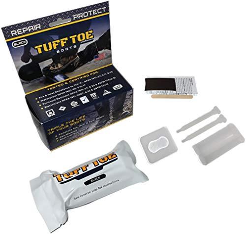 Tuff Toe Boot Black Protector Guard Cover Dip | Waterproof Shoe Repair Glue Adhesive
