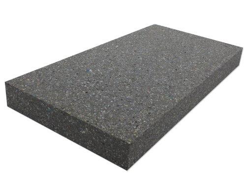 - Dibapur - RG140 - 2m² 4st. platten in ca.100cm x 50cm x 2cm - Verbundschaumstoff, Brandverhalten flammhemmend nach MVSS302