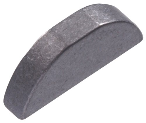 The Hillman Group The Hillman Group 820 Woodruff Key 3/16 x 3/4 In. 14-Pack,Gray