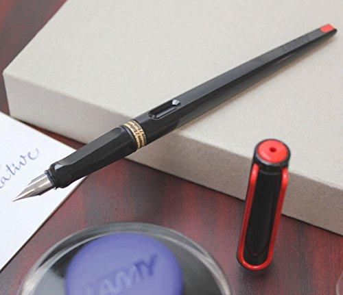 LAMYラミー万年筆カリグラフィ1.5mmジョイL15B正規輸入品