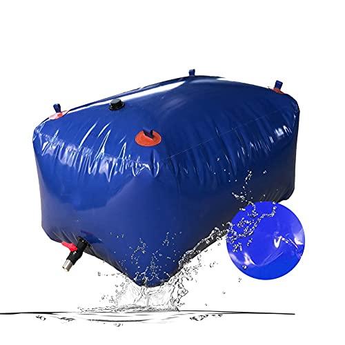 Borsa Portatile Per La Conservazione acqua, Bolsa De Agua Plegable, Pieghevole Salva Spazio Per Cantieri, Bagni All'aperto, Personalizzabile Custom ( Color : Blue , Size : 765L/1.7x0.9x0.5M )