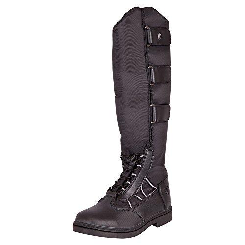 BR Winter Riding Boots Nova Zembla, Black, 4