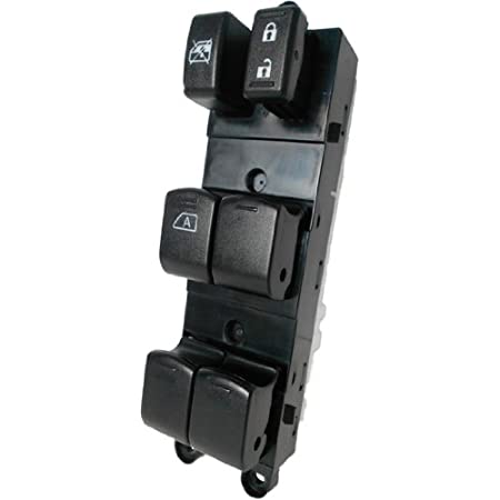 Amazon Com Switchdoctor Window Master Switch For 2007 2008 Nissan Sentra 2005 2012 Nissan Xterra 2005 2012 Nissan Frontier Automotive