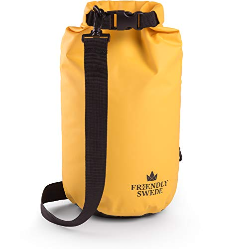 The Friendly Swede Bolsa Estanca en PVC 500D 2L/5L/10L/20L - Bolsa Seca -...