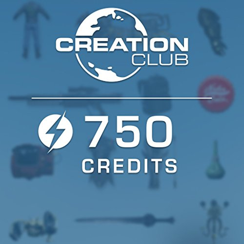 Fallout 4: Creation Club Pack - 750 - PS4 [Digital Code]