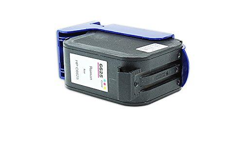 Reciclado para HP DeskJet 845 C tinta cian, Magenta, amarillo - Nr.17 / C6625AE - Inhalt: 40 ml
