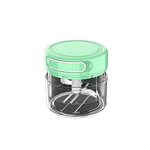 GAKIN 1 x Handzerkleinerer, manueller Küchenmaschine, multifunktionaler kleiner Zerkleinerer