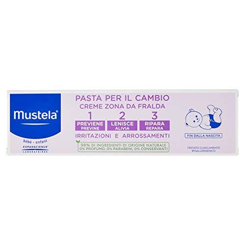 Mustela Crema Balsamo cambio pañal