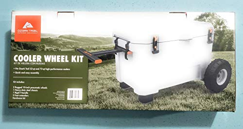 Ozark Trail Cooler Wheel Kit
