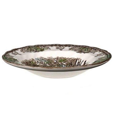Johnson Bros. Friendly Village Rim Soup Bowls -  Waterford, 2403811014