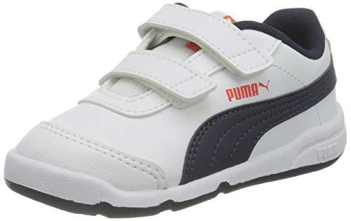 PUMA STEPFLEEX, Zapatillas, Blanco, 27 EU
