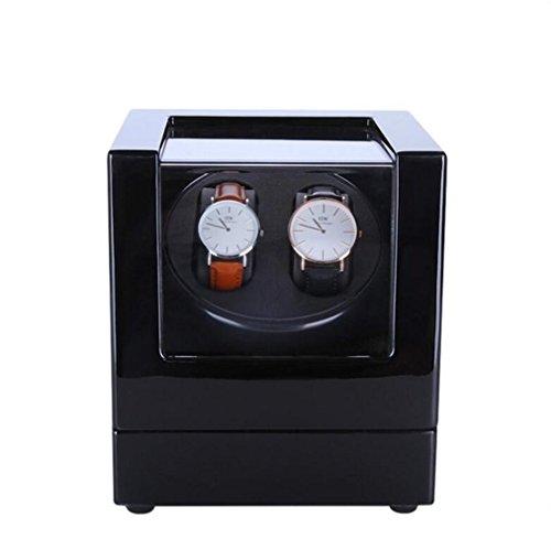 LY-JFSZ Uhrenbewege Automatische Mute Motor Box Rotor mechanische Uhr schütteln Tabelle 2 Epitaxial Dual-Stromversorgung
