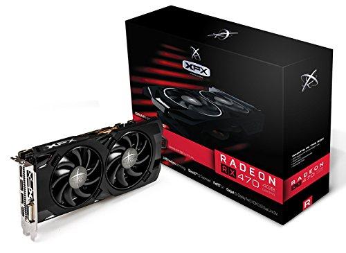 XFX RX-470P4LDB6 Tarjeta gráfica Radeon RX 470 4 GB GDDR5