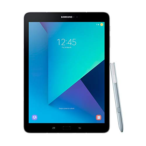 Samsung Galaxy Tab S3 SM-T820N Tablet Qualcomm Snapdragon 32 GB Zilver - Tablets (24,6 cm (9.7 inch), 2048 x 1536 pixels, 32 GB, 4 GB, Android 7.0, zilver)