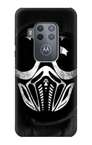 Innovedesire Paintball Mask Hülle Schutzhülle Taschen für Motorola Moto One Zoom, Moto One Pro