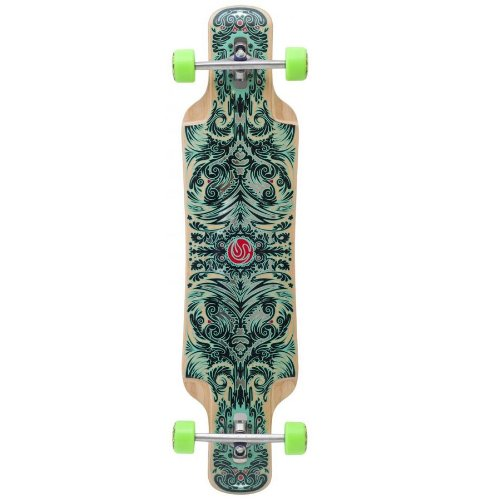 Lush Symbian 2 Longboard complet