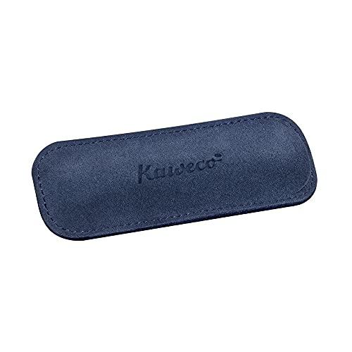 Kaweco Eco Velours Navy 10002113 - Estuche para 2 lápices (piel), color azul marino