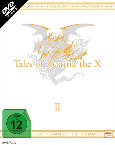 Tales of Zestiria - The X - Staffel 2: Episode 13-25 - Limited Edition [3 DVDs]