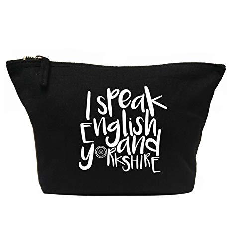 Flox Creative Trousse de maquillage Speak English and Yorkshire