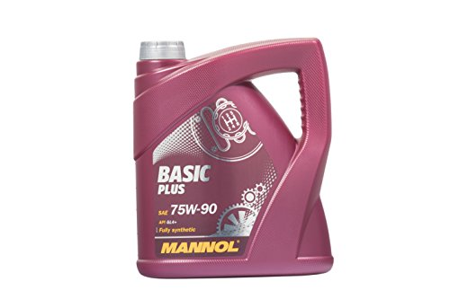 MANNOL Basic Plus 75W-90 API GL 4+, 4 Liter