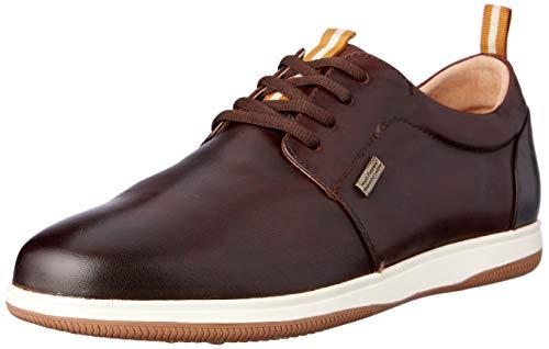 Hush Puppies Dome Men's Casual Shoes, Cognac Burnish, 9 AU
