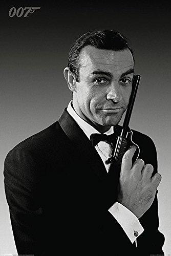 Sean Connery - The Name's Bond - James Bond 007 - Maxi Poster - 61 cm x 91.5 cm by James Bond