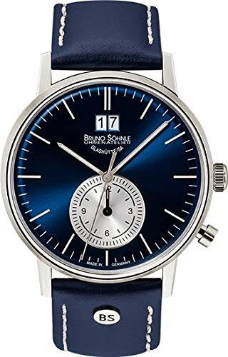 Bruno Söhnle Stuttgart GMT 17-13180-341 Herrenarmbanduhr