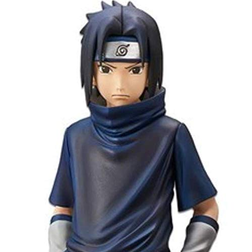 """Banpresto Grandista Naruto Shinobi Relations Sasuke Uchiha 10"""" Figure Statue"""