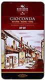 Koh-I-Noor Gioconda Zeichenset Art Set 10-teiliges Set in Metallbox Geschenkset 8890