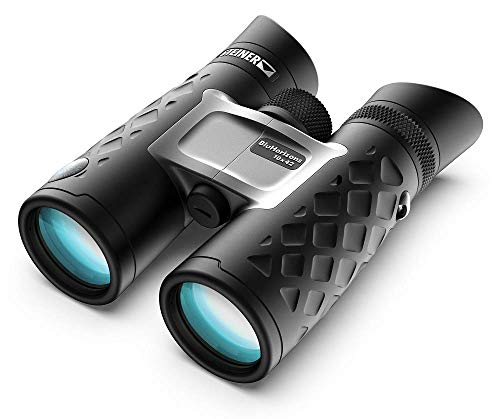 Steiner BluHorizons Binoculars with Unique Lens Technology, Eye Protection, Compact, Lightweight, Ideal for Outdoor Activities and Sporting Events, 10x42