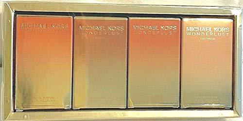 Michael Kors Wonderlust Minis Set de perfume