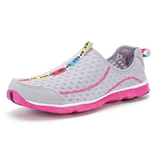 DoGeek Escarpines Antideslizante Zapato de Agua Zapatos de Playa Escarpines Calzado de Playa Surf