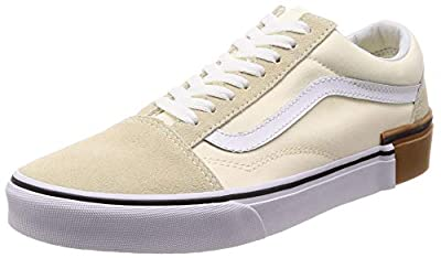 Vans Old Skool (Gum Block) Unisex Style: VANS-VN0A38G1-U59 Size: Boys/Mens 10, Classic White