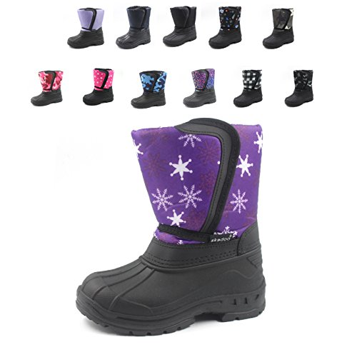 SkaDoo Kids Snow Boots