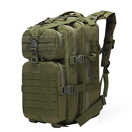 Mochila táctica Ejército Asalto Militar EDC Mochila Hombres al Aire Libre Gran Capacidad 40L Paquete Caza Trekking Camping Ba
