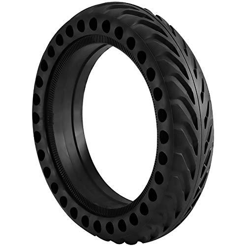 Elektro-Scooter-Reifen Vorne Und Hinten Gummi Vollreifen Elektroroller Honeycomb Reifen-Rad-ersatz Für Xiaomi M365