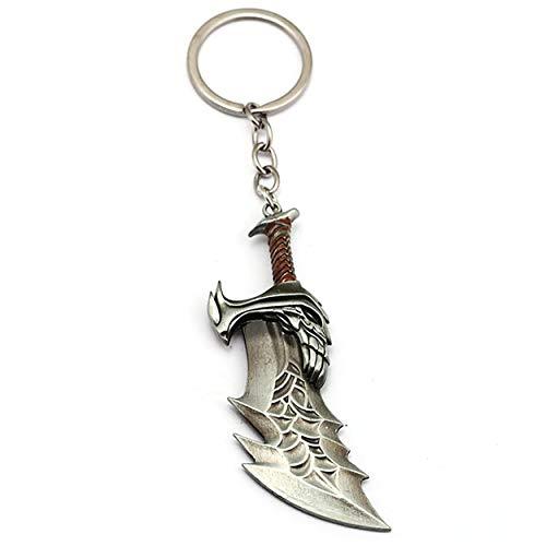 Kratos Sword Keychain - God of War Keychain